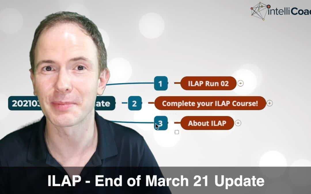 ILAP End of March 21 Update